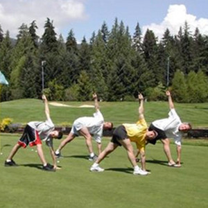 Golf, tennis and baseball all rely on the spine. You can rely on yoga to keep your spine fine for years to come!